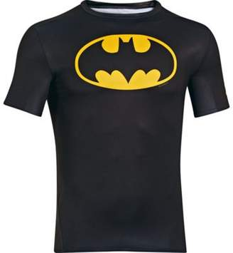 Under Armour Alter Ego Short Sleeve Compression Baselayer Shirt - Batman