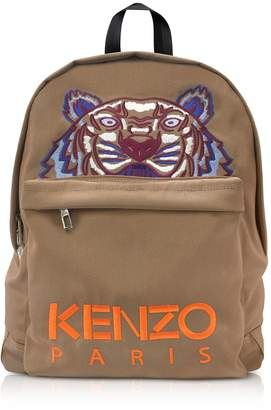 Kenzo Large Tiger Canvas Backpack