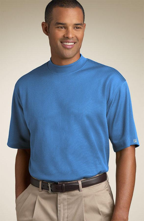 Cutter & Buck DryTec Mock T-Shirt