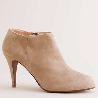 Metropolitan suede ankle boots