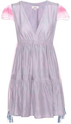 Lemlem Mbali cotton and silk dress
