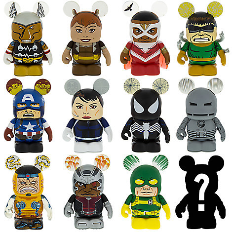 Vinylmation Marvel 4 Series Figure - 3''