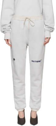Polythene* Optics Grey Logo Lounge Pants