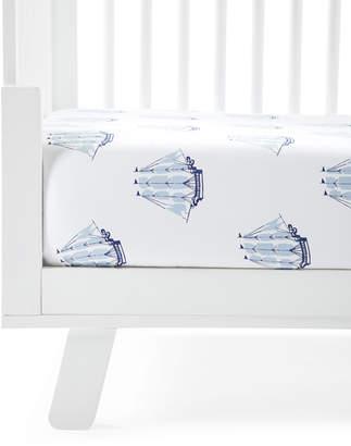 Serena & Lily Maritime Crib Sheet