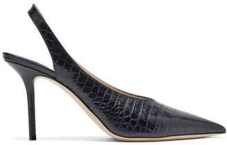 ea81706f49e Navy Slingback Shoes - ShopStyle UK
