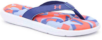 Under Armour Marbella Youth Flip Flop - Girl's