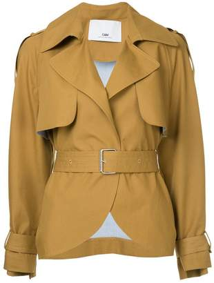 Camilla And Marc short belted jacket