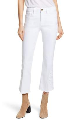 Frame Le Skinny de Jeanne Foliage Jeans