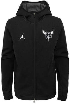 Nike Charlotte Hornets Showtime Hooded Jacket, Big Boys (8-20)