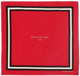 Fear Of God Cotton & Silk Bandana