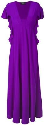 Rochas empire gown