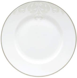 Lenox Opal Innocence Scroll Dinner Plate