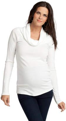Ingrid & Isabel Cowl Neck T-Shirt