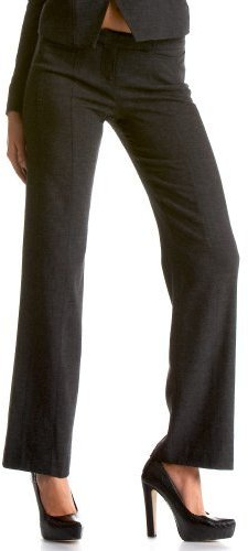 Double Seam Textured Wool Pant