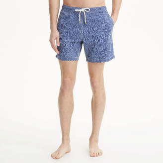 Club Monaco Hartford Rose Swim Trunk
