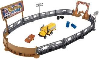 Crazy 8 Disney Pixar Disney / Pixar Cars 3 Crashers Smash & Crash Derby Playset
