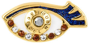Henri Bendel Hb Eye Single Stud Earring