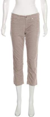 Etoile Isabel Marant Cropped Mid-Rise Pants w/Tags