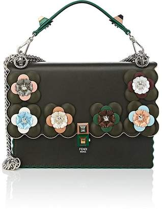 Fendi Women's Kan I Leather Shoulder Bag