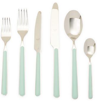 Mepra Millennium Aquamarine 36Pc Cutlery Set