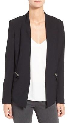 Women's Trouve Zip Pocket Jacket $99 thestylecure.com