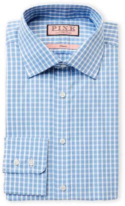 67eca5f9 Thomas Pink Classic-Fit Maynard Check Long Sleeve Dress Shirt