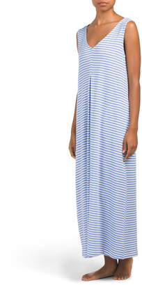 Jersey Maxi Nightgown