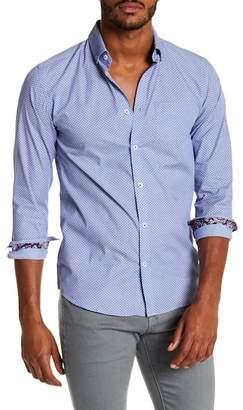 Coastal Printed Cooper Modern Fit Shirt