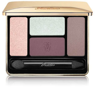 Guerlain Four-Shade Eye Shadow, 503 Les Tendres