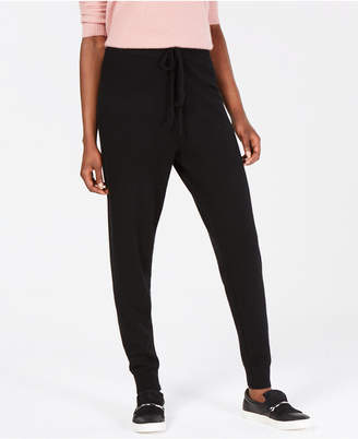 Charter Club Pure Cashmere Jogger Pants, in Regular & Petite Sizes