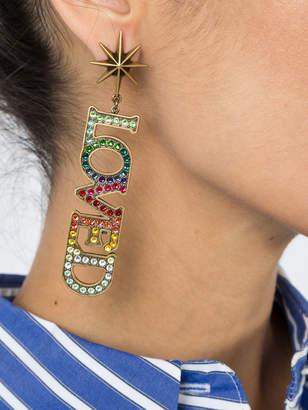 Gucci Loved earrings