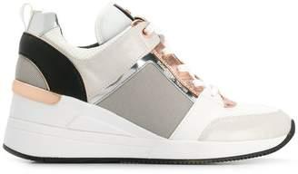 Michael Kors Georgia wedge sneakers