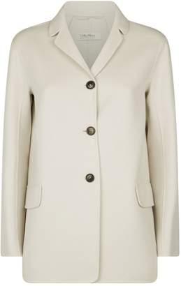 Max Mara Wool Unlined Jacket