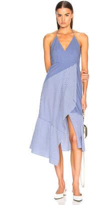 Tibi Collage Dress