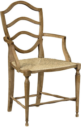 William Yeoward Bodiam Armchair - Washed Oak
