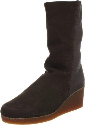 Arche Women's Brad Nubuck/Apache Wedge Boot