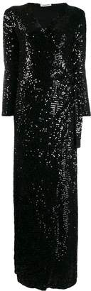 P.A.R.O.S.H. Runway sequin gown