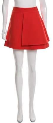 Christian Dior Layered Mini Skirt
