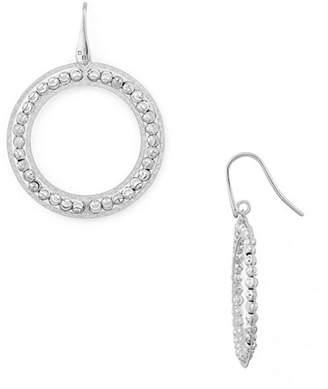 Officina Bernardi Beaded Loop Drop Earrings