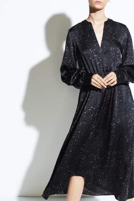 Vince Constellation Poet Dress
