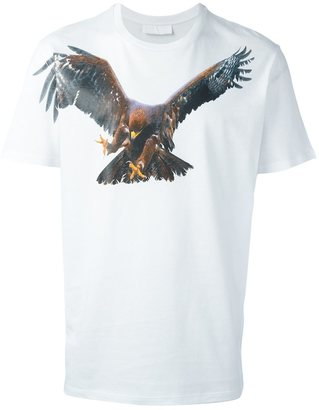 Neil Barrett eagle print T-shirt $245 thestylecure.com