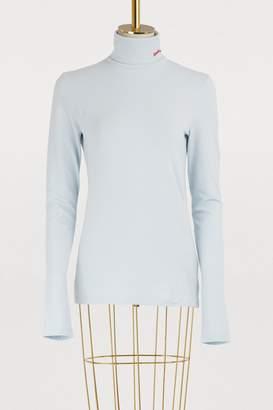 Calvin Klein Cotton turtleneck sweater