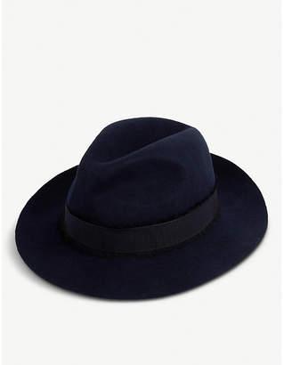 Zadig & Voltaire Alabama wool felt hat