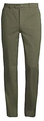 Officine Generale Men's Cotton Chino Pants