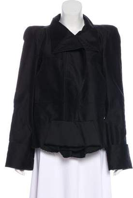Isabel Marant Structured Peplum Jacket