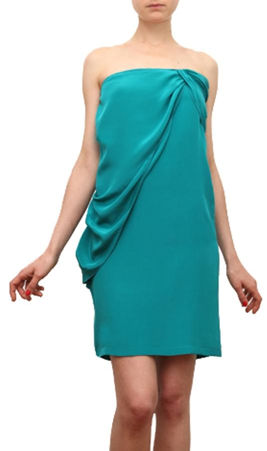 Carnet de Mode Dress - MATCHA - green