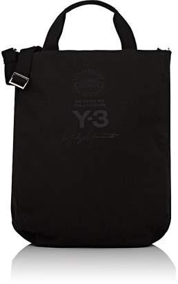 Y-3 Men's Logo Canvas Tote Bag