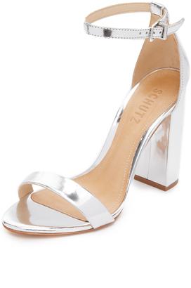 Schutz Alaise Sandals $170 thestylecure.com