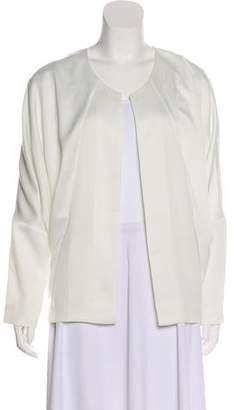 Hotel Particulier Crepe Slip-on Jacket w/ Tags