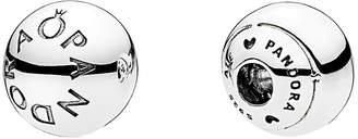 Pandora Silver Open Bangle End Caps